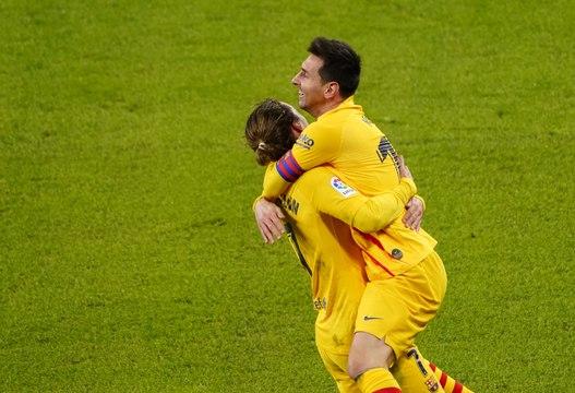 Liga : Grâce à Messi, le Barça se replace
