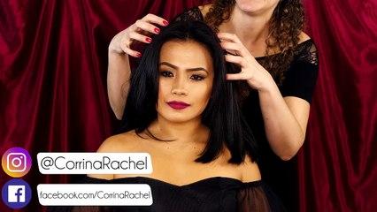 Gorgeous ASMR Scalp Massage  Super Relaxing with Corrina Rachel ♥