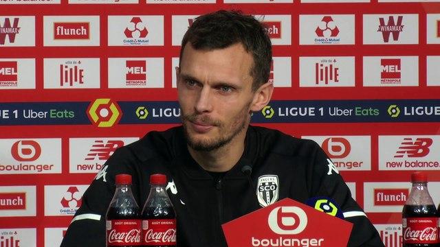 Thomas : «J'essaie d'être plus surprenant» - Foot - L1 - Angers