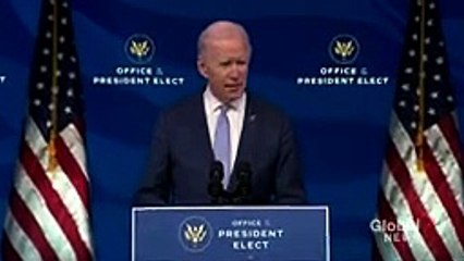 Biden says US democracy under -unprecedented assault- after pro-Trump rioters storm Capitol building