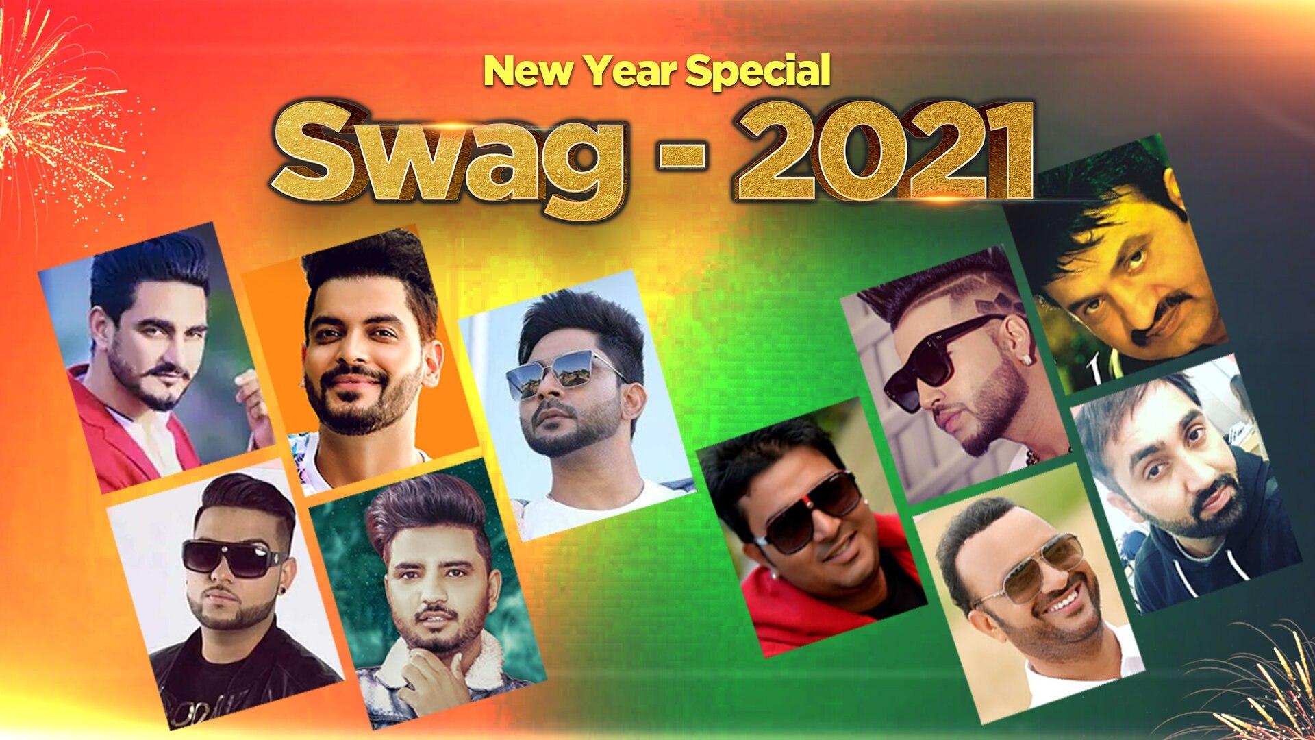 Swag 2021 | Kulwinder Billa | Sangram | Rahi | Karan Aujla, Sukh E | New Year Special | Japas Music