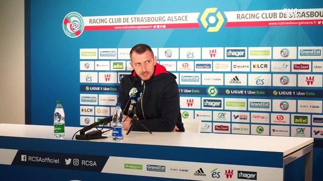 Nîmes : Arpinon démolit ses joueurs après l'humiliation à Strasbourg