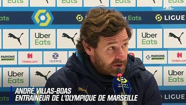 OM : Pour Villas-Boas, le but de Montpellier n'est pas valable