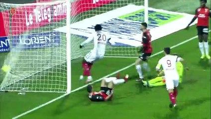 Le résumé de la rencontre FC Lorient - AS Monaco (2-5) 20-21