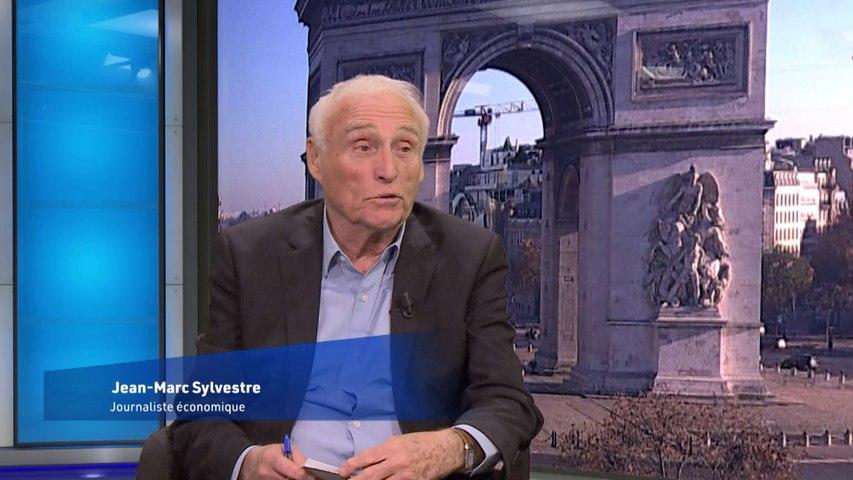 Rendez vous avec Bernard Volker et Jean-Marc Sylvestre, Telesud 07/01/21