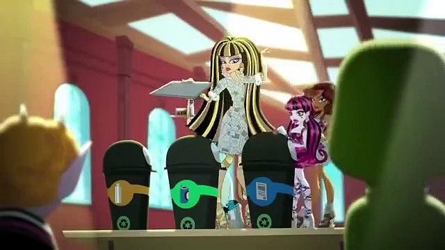 Monster High™The Nine Lives of ToraleiMonster High Official  Volume 3Cartoons for Kids