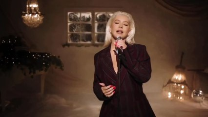 Christina Aguilera - Have Yourself A Merry Little Christmas - Live Berkley Concert  - 2020