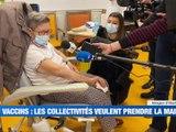 A la Une : Déception pour les restos / Wauquiez veut prendre la main sur les vaccins / Un sapin de Noël pour les chèvres - Le JT - TL7, Télévision loire 7