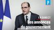 [DIRECT] Suivez le point de Jean Castex sur la situation sanitaire