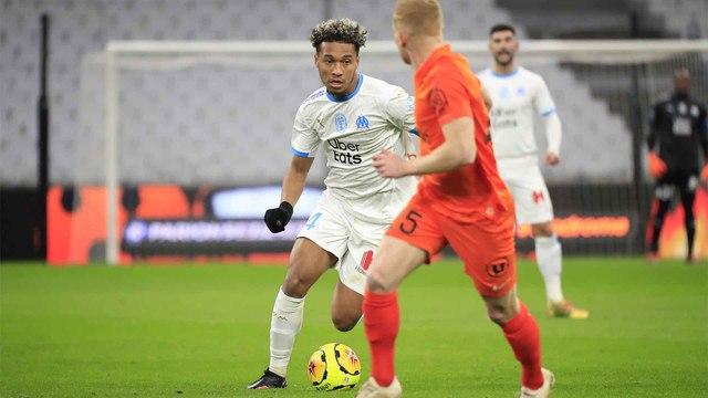 OM - Montpellier : Le match de Boubacar Kamara en images
