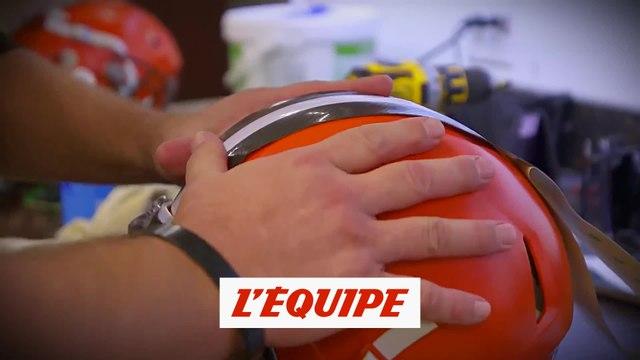 Découvrez l'équipement des joueurs de NFL - Foot US - NFL