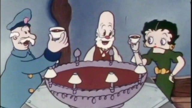 Betty Boop   Colorized    And Grampy   Fleischer Studios   1935