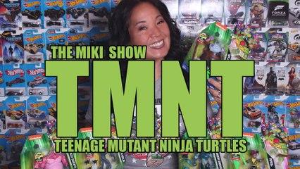The Rise of Teenage Mutant Ninja Turtle Action Figures.