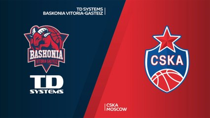EuroLeague 2020-21 Highlights Regular Season Round 18 video: Baskonia 95-93 CSKA