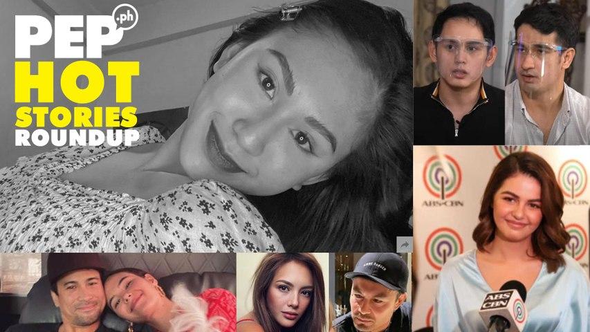 PEP Hot Stories Roundup: Christine Dacera case, Kapamilya na si Janine,