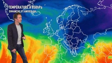 Illustration de l'actualité La météo de votre dimanche 17 janvier 2021