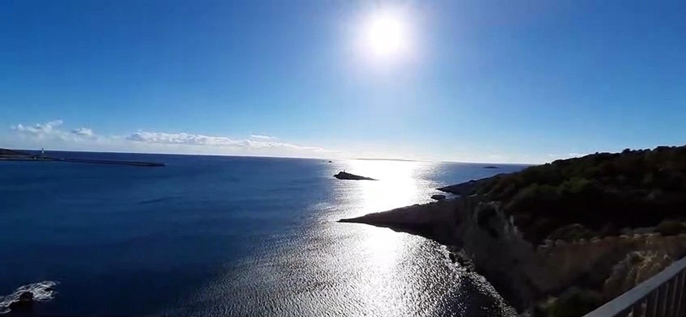 Seaview from Dalt Vila
