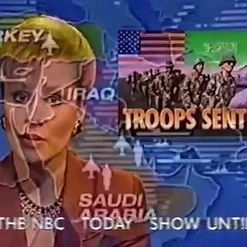 Retired Military Advisor • Reflects on Operation Desert Storm