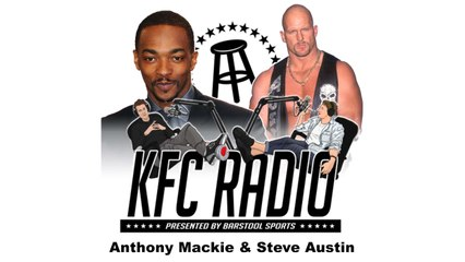 KFC Radio: Anthony Mackie | Stone Cold Steve Austin | Therapy Sparring Session
