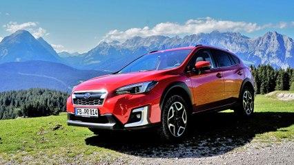 Subaru bringt den XV e-Boxer - Wie gut ist der neue Mild-Hybrid?