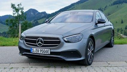 1000 km im Mercedes E300e - 2 Liter/100km: Hält er das Versprechen?