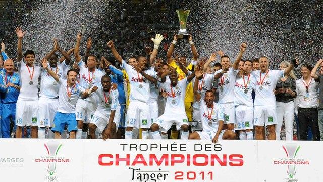Trophée des Champions 2011 | OM - Lille : Le résumé
