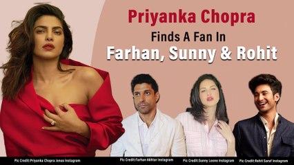 Priyanka Chopra's Co-Stars Farhan Akhtar, Govinda, Rohit Saraf Are All Praise For The Actress, WATCH