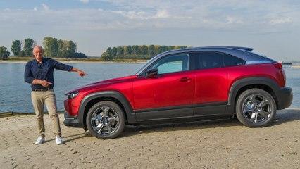 Mazda MX-30 - Erste Fahrt im Elektro-SUV