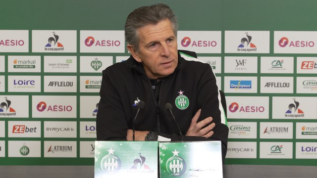 "Claude Puel : ""On a encore du chemin"""
