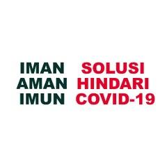 Motiongrafis : Iman Aman Dan Imun Solusi Hindari Covid-19