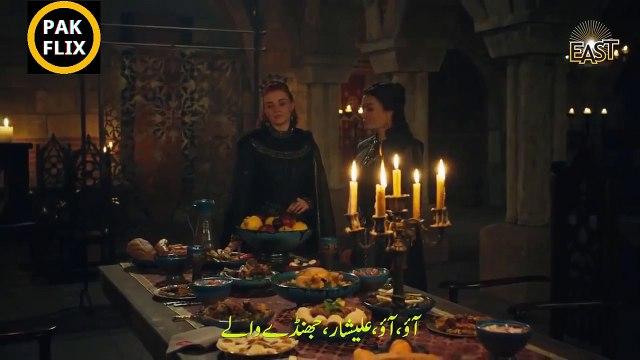 Kurulus Osman Season 1 - Episode 8 with Urdu Subtitles PART 2