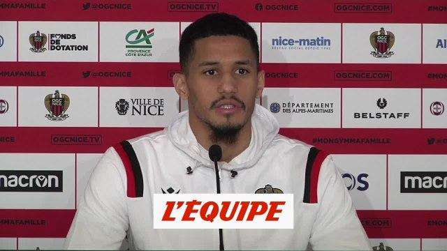 Saliba : «Je viens en tant que patron» - Foot - L1 - Nice