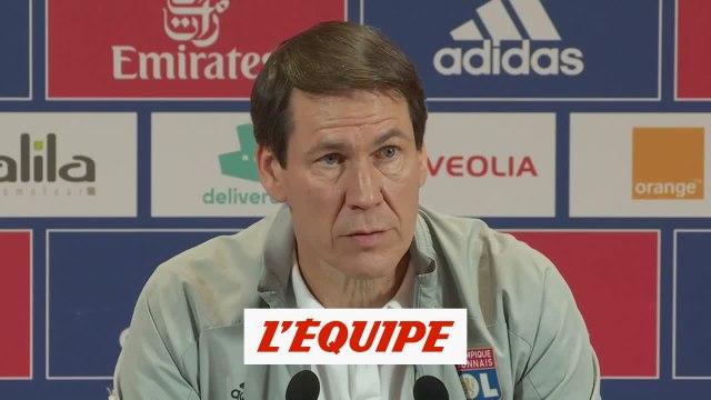Garcia : «On a trouvé notre rythme de croisière» - Foot - L1 - OL