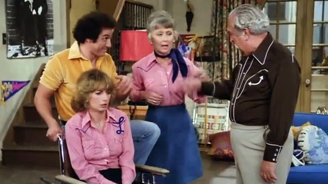 Laverne and Shirley Season 6 Episode 20 Laverne's Broken Leg