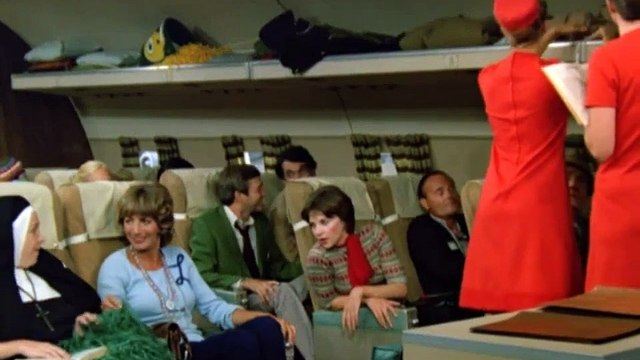 Laverne and Shirley Season 3 Episode 01 Airport '59