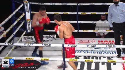 Bakhromjon Fozilov vs Artem Puhach (21-12-2020) Full Fight