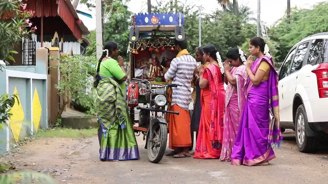 Anbudan Kushi 09-01-2021 Vijay TV Serial
