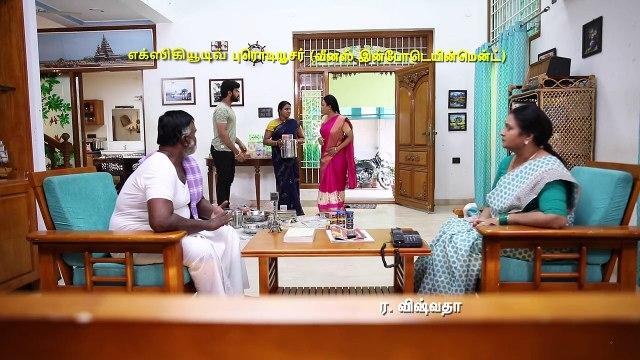 Baakiyalakshmi 09-01-2021 Vijay TV Serial