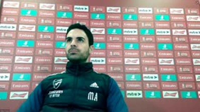 """Arsenal - Arteta : """"On doit faire plus attention à la santé mentale des joueurs"""""""