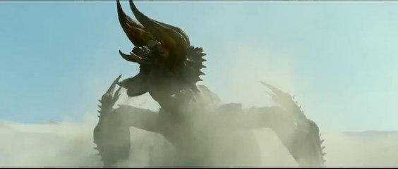 Monster Hunter (2020)  Official Telugu Dubbed Trailer