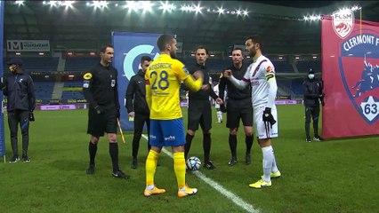 Le résumé de FCSM-Clermont Foot (0-0)