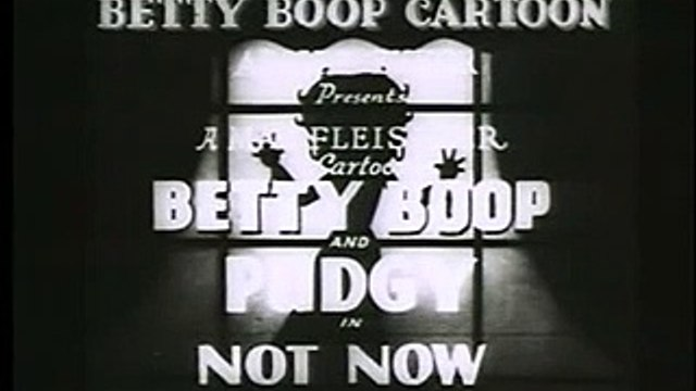 Betty Boop 1935