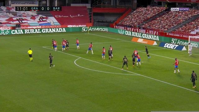 La Liga : Griezmann lance parfaitement le Barça