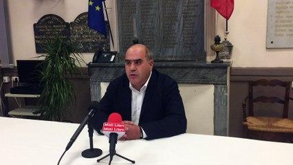 Montfrin : Eric Tremoulet présente ses voeux et les projets de 2021