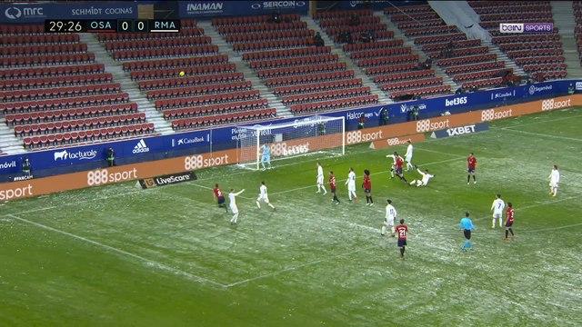 La Liga : Le Real Madrid n'avance pas à Osasuna