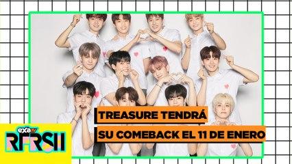 Los chicos de Treasure ya están a nada de lanzar nueva música / EXA TV
