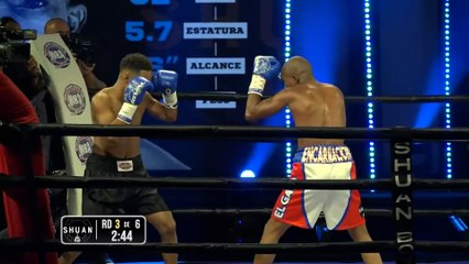 William Encarnacion vs Donny Garcia (17-12-2020) Full Fight