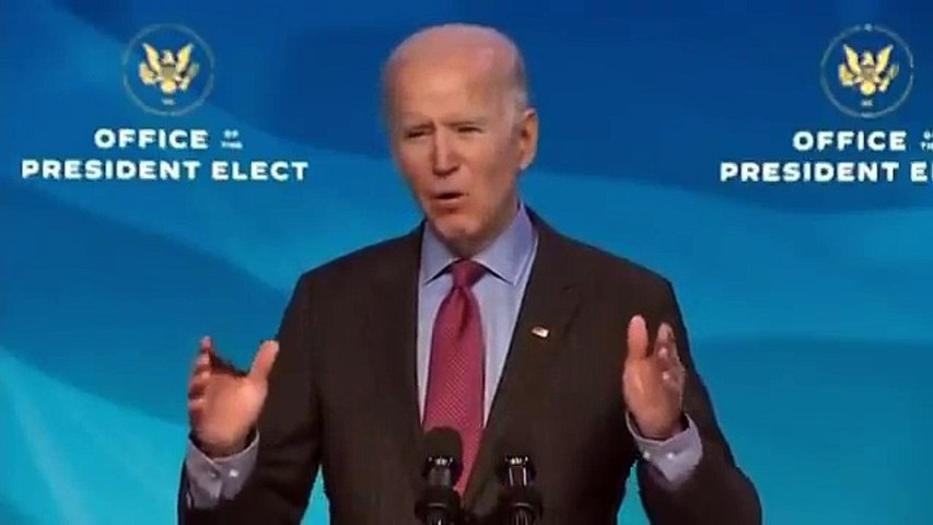 Joe Biden likens Ted Cruz, Josh Hawley to Joseph Goebbels