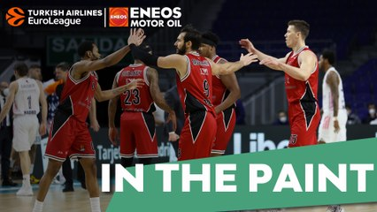In the Paint - Milan completes season sweep of Real