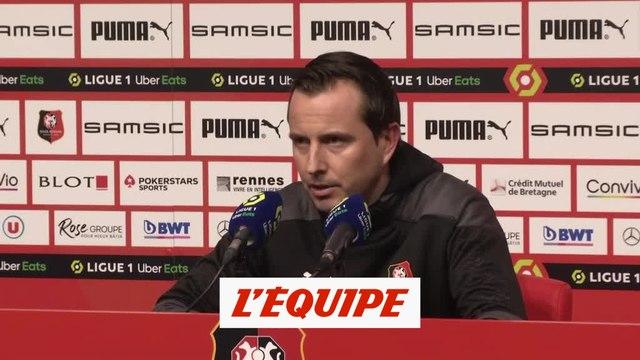 """Julien Stéphan : """" 75 minutes de très haut niveau """" - Foot - L1 - 19e j."""